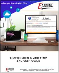 Spam & Virus End User guide