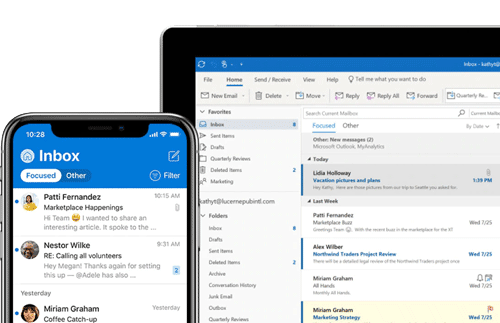 Business Email with Microsoft 365